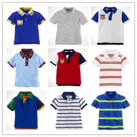 Summer New Children t shirt boys/girls short sleeve striped t-shirts brand top fashion kids clothing tees free shipping