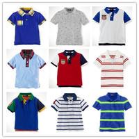 Summer New Children t shirt boys/girls short sleeve striped t-shirts brand top fashion kids clothing tees free shipping