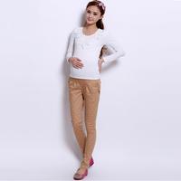 2014 pregnant  pants gravidas pregnant clothes for winter pants for pregnant women jeans pregnant sales maternity clothes