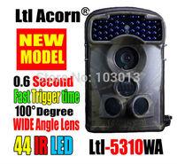 ltl acorn 5310WA 12MP HD 720P infrared hunting camera game scouting trail camera Wide Angle 100 Degree, 44pcs Led