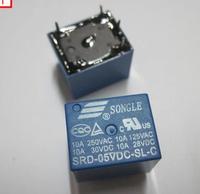Relay SRD-05VDC-SL-C 5V 12V 24V