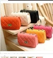 1PC 2014 Shoulder bag mini bag women's handbag small sachet messenger bag chain bag