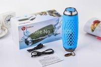 Mini Portable Speakers 5W NFC Waterproof Bluetooth V3.0  Power Bank 4000mAh Emergency Light Shake Function