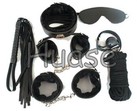 Adult product Sex toy set 7pcs adult game toy 69219, available in black, pink and red color