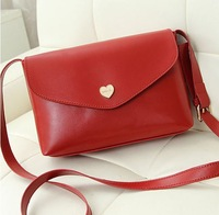 2014 New women handbag messenger handbag 4 Colors good quality  free shipping