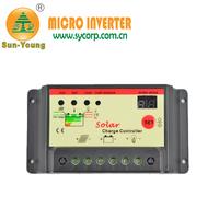 Solar system 12v /24v PWM solar controller 20A