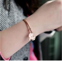2014 new fashion pony horse bracelet children Korea edition bracelets Bangles