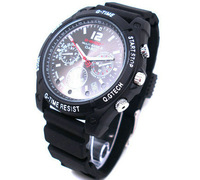 take pictures watches HD hidden IR camera infrared Night Vision M1 Waterproof Watch DVR 4GB 8GB 16GB 32GB