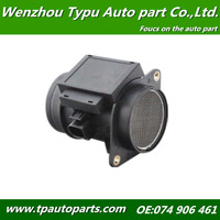 96-97 VW TDI MASS AIR FLOW SENSOR METER 1.9L DIESEL MAF 074906461 / 074 906 461 059145100A / 059145100B 95VW12B529BA