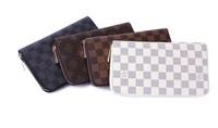 Female Women's Brand Clutch Handbags Wallets Purses Zipper PVC Leather Purse GLC-113