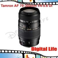 Tamron AF 70-300mm f/4-5.6 Di LD 1:2 Auto Focus Macro Telephoto Lens for Nikon D70 D3100 D5200 D80 D90 D7000 D7100 D600 D700