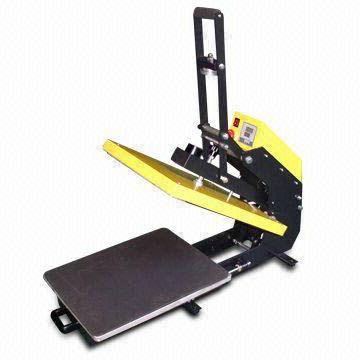 "15x15"" semi auto open drawer heat press machine HP3804D automatic sublimation printing Heat Transfer Press(China (Mainland))"