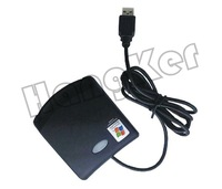 usb 2.0  USB Smart Card Reader Support Network ATM Banking Transfers Tax Creadit Card free shipping