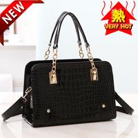 Trend 2014 embossed bag women's bags vintage shoulder bag messenger bag fashion handbag women's