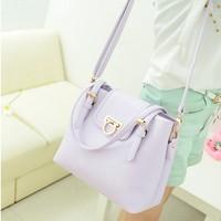 2014 spring and summer fashion all-match bucket bag chain one shoulder handbag cross-body bags female bag