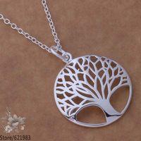 AN677 925 silver fashion jewelry pendant Free Shipping 925 sterling silver Necklace /ftmaokta dzcamqja