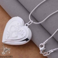 AN738 925 silver fashion jewelry pendant Free Shipping 925 sterling silver Necklace /fvpaomwa ebfamsma
