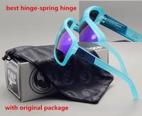 Free shipping!  Spring hinge Dragon Sunglasses The Jam Sunglasses Men Women's Fashion Eyewear Sports Sun glasses with package