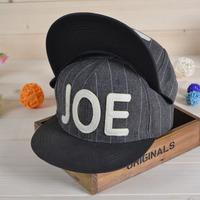 NEW FASHION jean letter  partterned hip hop hat  baseball snapback ball cap
