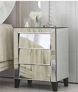 spiegel meubels nachtkastje veranda ark winkel inhoud ark eten ark ...