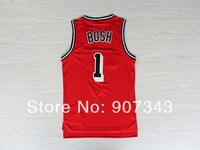 #1 Chris Bosh Jersey,New Material Rev 30 Cheap Basketball Jersey Sport Jersey Stitched Logo Embroidery Authentic Jersey