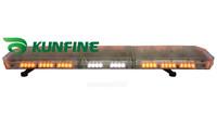 1.2M inches High Power Police vehicle flash traffic warning lightbar LED Emergency Warning Lightbar Police Lightbar KF8100F