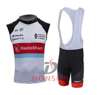 2013 jersey / sleeveless short sleeve /  vest suit / wicking breathable / riding vest / wholesale