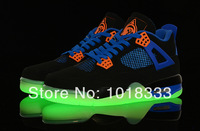 Free Shipping 2014 new Discount J4 Retro Basketball Shoes Popular J 4 Training shoes JD4 Sneakers Retro 4 Boots JR4 Sports Shoes