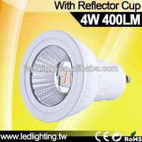 2014 energy saving urtal bright led spotlight housing white/warm white led bulb with CE&ROHS 3 years warranty