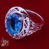 AR375 925 silver fashion jewelry Wholesale 925 sterling silver ring /halaprsa ezxanrea