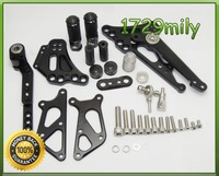 2011 2012 For Suzuki Rear Set GSXR600 750 K11 Black