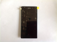 For Sony Xperia Z1 l39h Full LCD Display+Touch Screen Digitizer+Frame Original New Free Shipping!