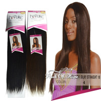 "Wholesale Black Pearl Silky Straight Hair Extensions Brazilian Remy Hair Weaving Weft 100g/pc 4pcs/lot 8""-24"" Color 1 4"