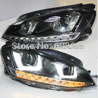 For VW Golf 7 LED Head light TLZ 2013-2014