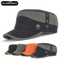 Hat male female summer cadet military cap hat autumn casual cap