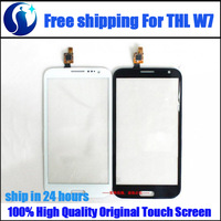 TOUCH SCREEN DIGITIZER GLASS ASSEMBLY REPLACEMENT FOR THL W7/THL W7S