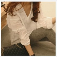 maternity plus size loose mm all-match shirt maternity top brief fashion maternity shirt