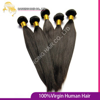 Rosa Hair Products Unprocessed Virgin Peruvian Straight Human Hair 3pcs/lot 8-30''  6a Beauty Ali Moda Perfect Hair Extension