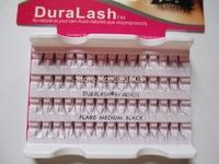 Nature Duralash Eyelashes Adrell Eyelash Cluster Flare Eyelash 8 Thread Eyelashes With Knot Free Shipping