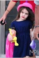 Free shipping 2014 new summer dress girls Lace dress children's clothing wholesale girls lot