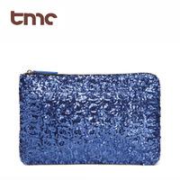 Tmc fashion bags fashion paillette 2014 envelope bag day clutch evening bag cosmetic bag yl615
