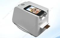 Free Shipping!! F801  Photo Negative Slide Film Scanner For Smart Phone