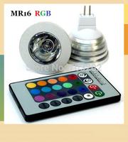 wholesale alibaba DC12V 3w RGB Spotlight MR16/GU5.3 Base Type