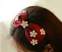 FreeShipping Min order $ 15!New fashion hair bands hair accessories popular ladies hair accessories