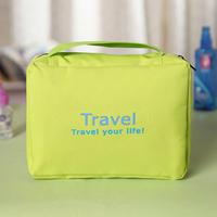 2014 waterproof hook wash bag travel bag multifunctional storage Free Shipping