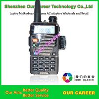 BAOFENG UV-5RE PLUS Walkie Talkies U/VHF Dual Band/Watch Two-Way Radio FM Walkie Talkies.Free shipping