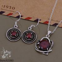AS552 fashion jewelry set 925 sterling silver jewelry set /dbgalsna fkyaocfa
