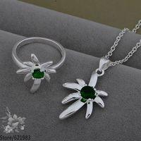 AS543 fashion jewelry set 925 sterling silver jewelry set /daxalsea fkpaobwa
