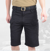 IX7S tactical shorts SWAT casual men's knee-length military cargo shorts summer hiking camping travel short pants free shipping