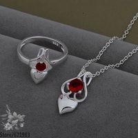 AS536 fashion jewelry set 925 sterling silver jewelry set /daqalrxa fkiaobpa